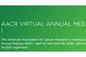 2020AACR速递横跨4大癌种纵览12项效果领会抗癌前沿贪吃盛宴