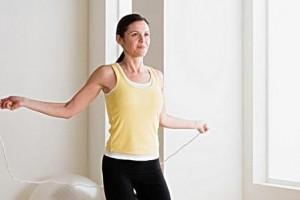 健康运动--跳绳瘦身