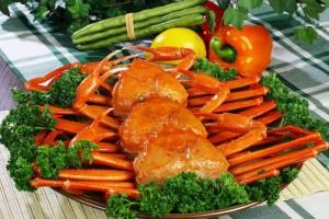 吃4只大闸蟹后倒飞机上为什么上飞机前不宜吃螃蟹