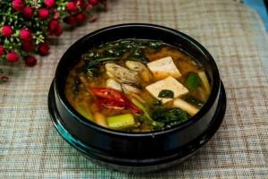 蹄花汤胆固醇高吗蹄花汤的做法